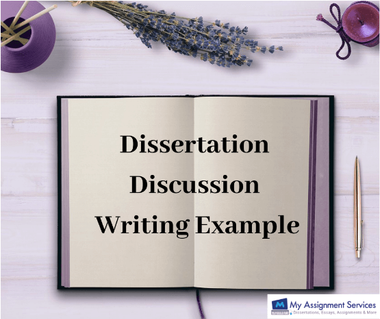 Guide for Writing a Discussion Dissertation