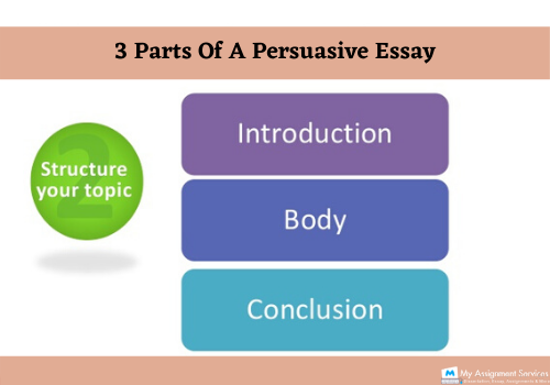3 Parts Of A Persuasive Essay