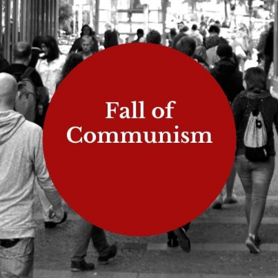 collapse of communism