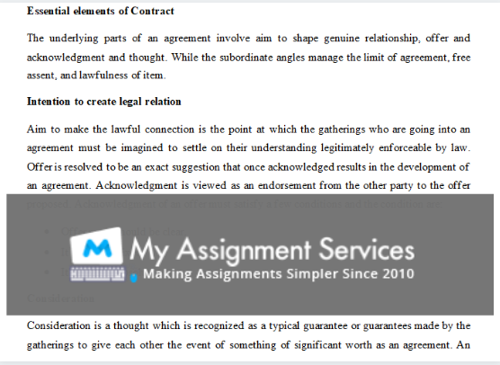 sample of an sample of essay written by our expert