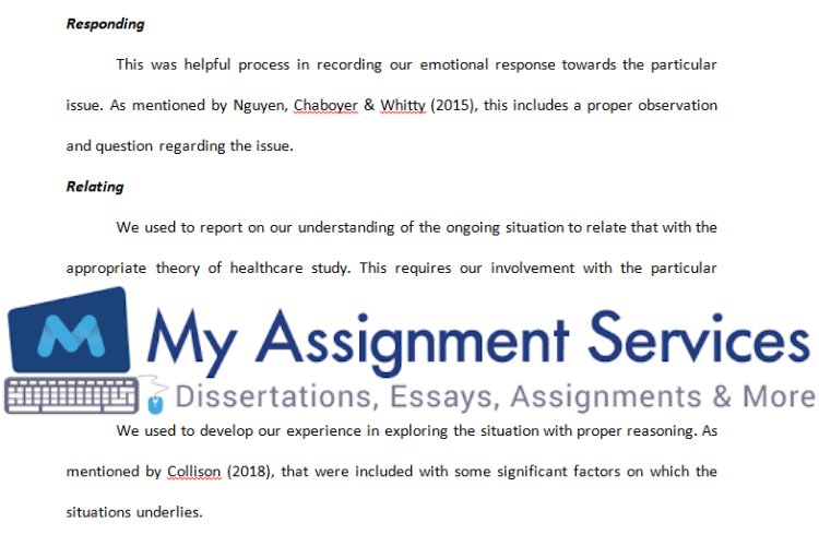 university coursework assessment sample