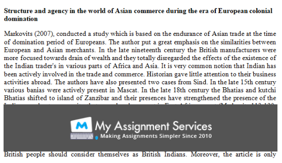 history coursework assessment sample4