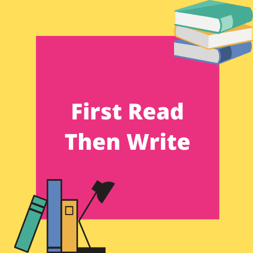 first read to write