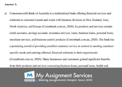 coursework solution sample 3