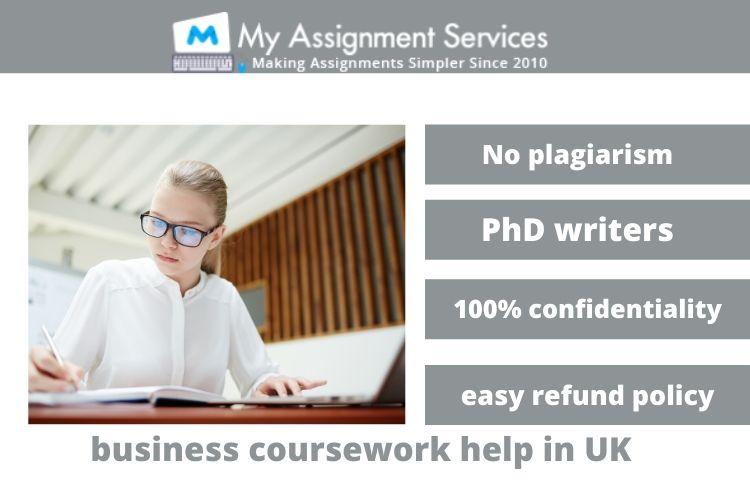 business coursework help uk