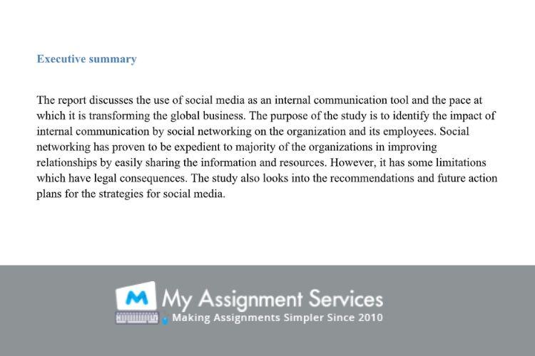 business coursework assessment sample