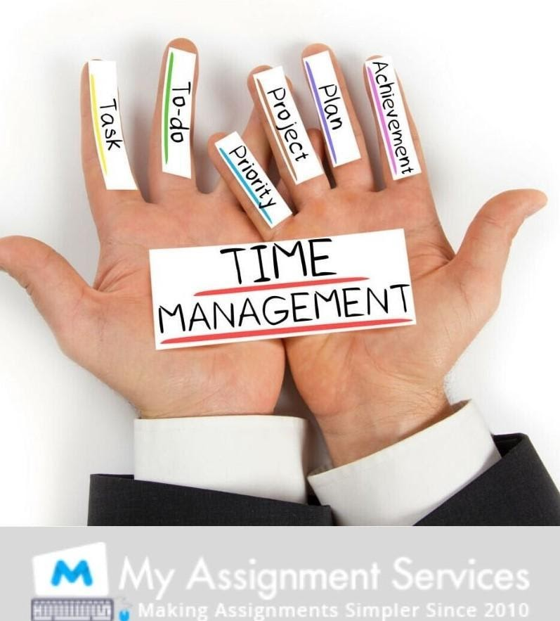 essay on time - time management