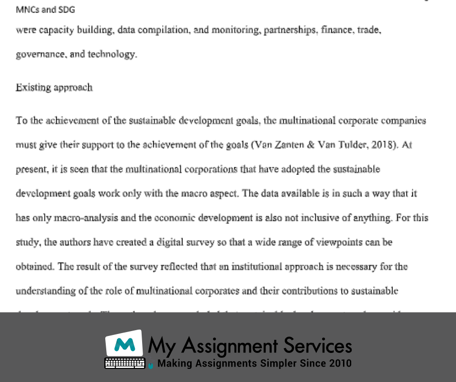 need help with thesis - assessment solution sample 5