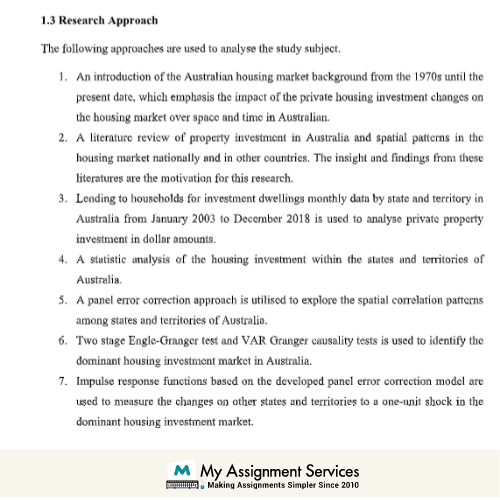 previously written dissertation sample 2 by our experts